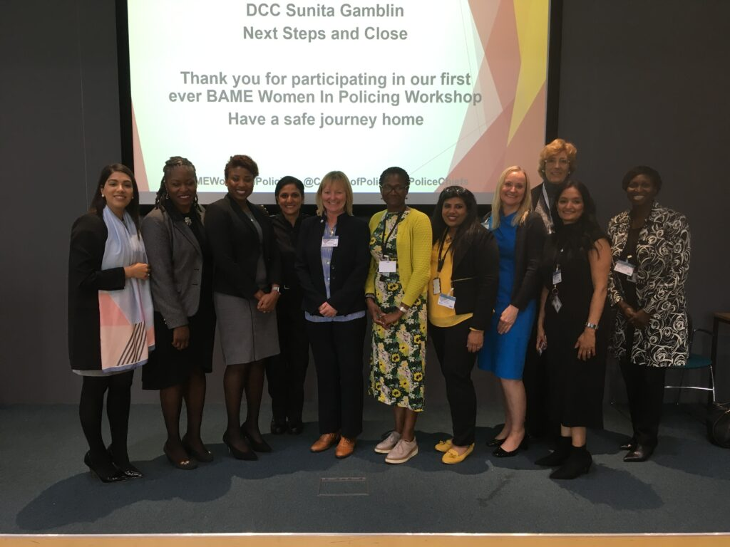 BAME_Women_in_Policing_Workshops