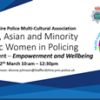 Staffordshire Police Multi-Cultural Association