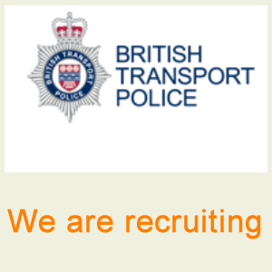 British Transport police vacancies