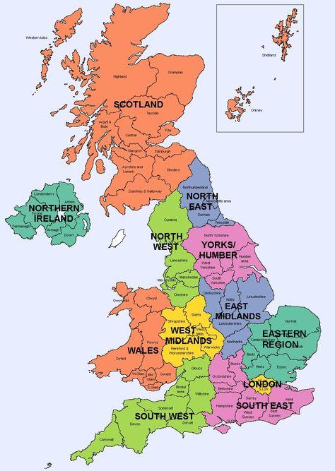 NBPA Regional groups